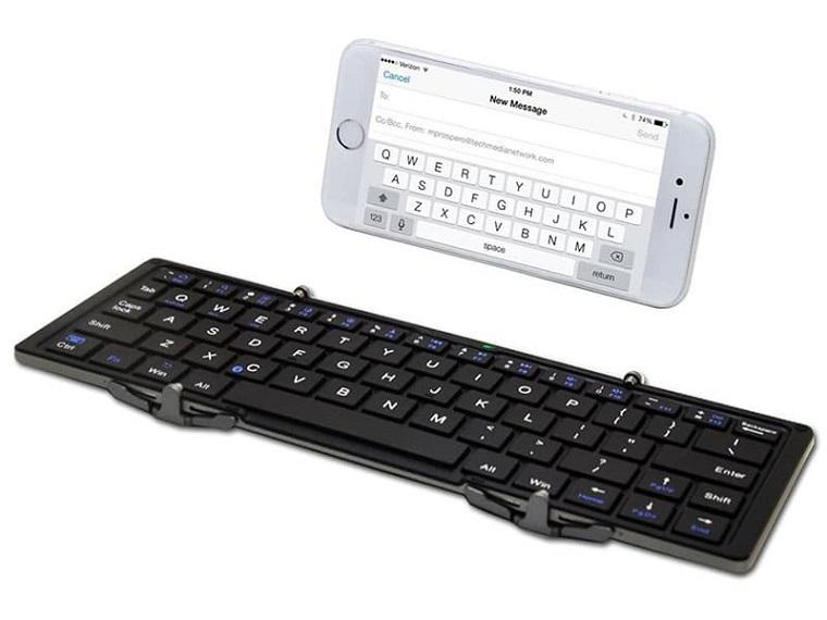 ALT - Портативная складная клавиатура Bluetooth