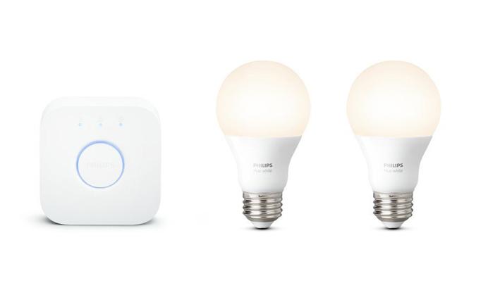 Умные электрические лампочки Philips