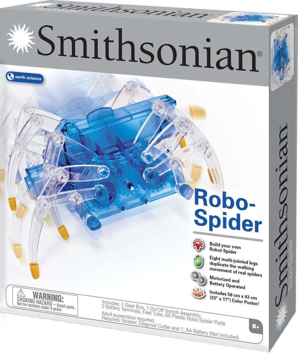 Научный набор Robo Spider от компании Smithsonian