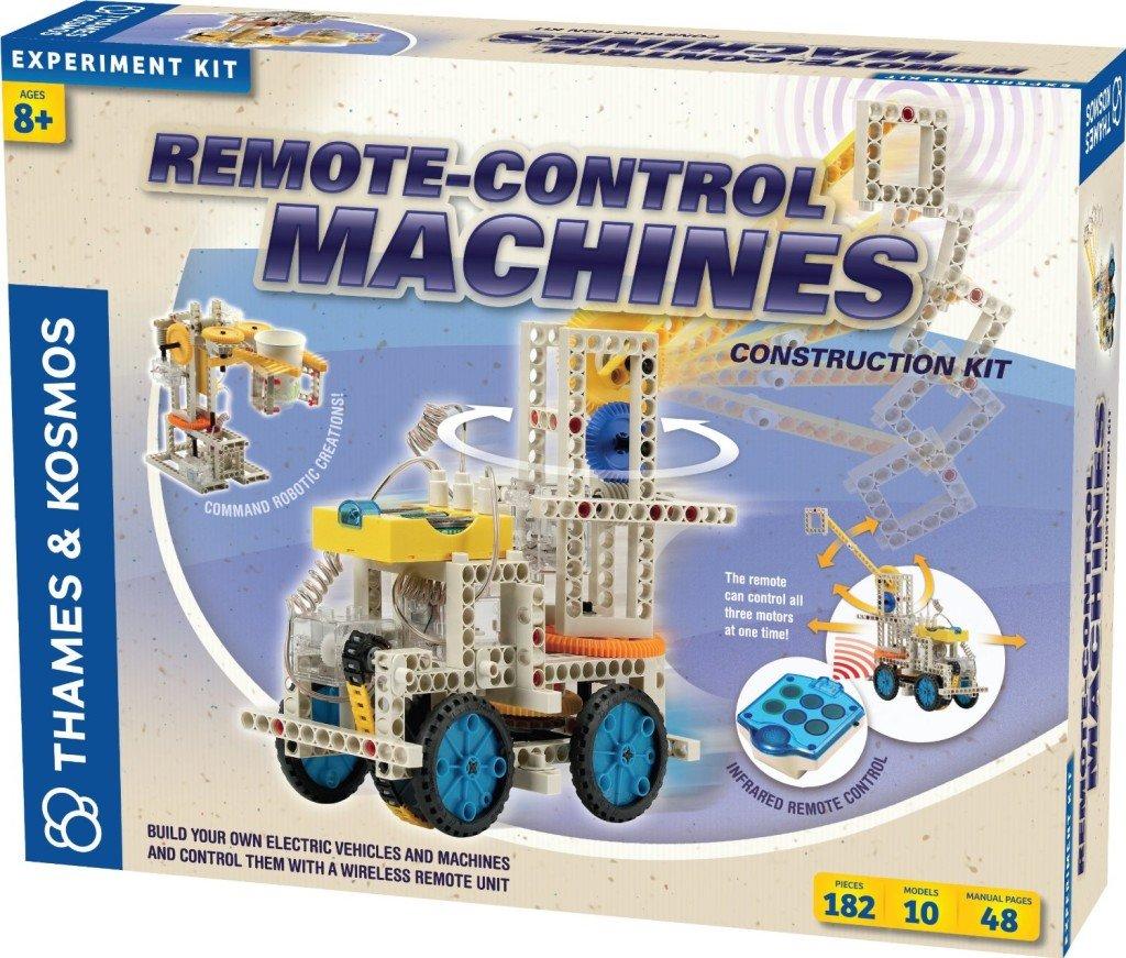 Thames & Kosmos Remote Control MachinesThames & Kosmos