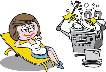 Бытовые роботы помощники